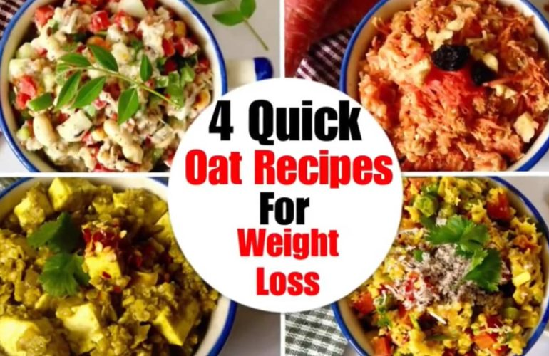 Four Delicious Quick Oats Breakfast Recipes