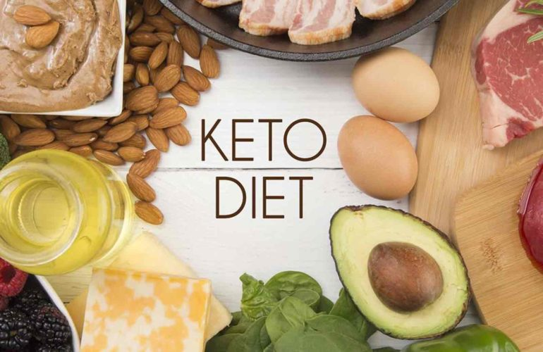 Ketogenic Diet : A Complete Beginners Guide To Keto To Lose Weight