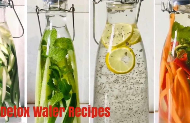 10 Detox Water Recipes