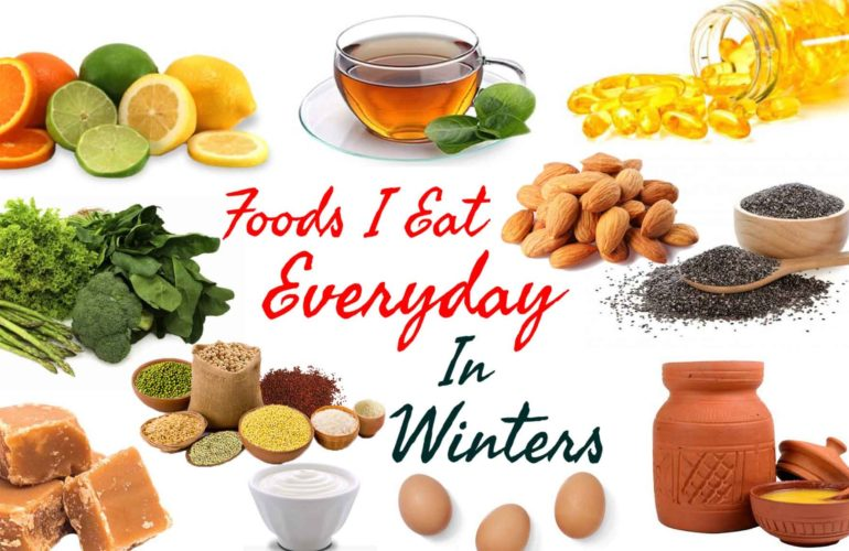 10 Food to Eat Everyday in Winters