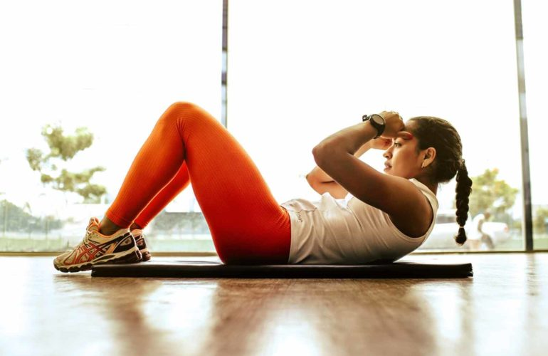 Common Abs Exercise Mistakes, Why you're Not Losing Belly Fat !