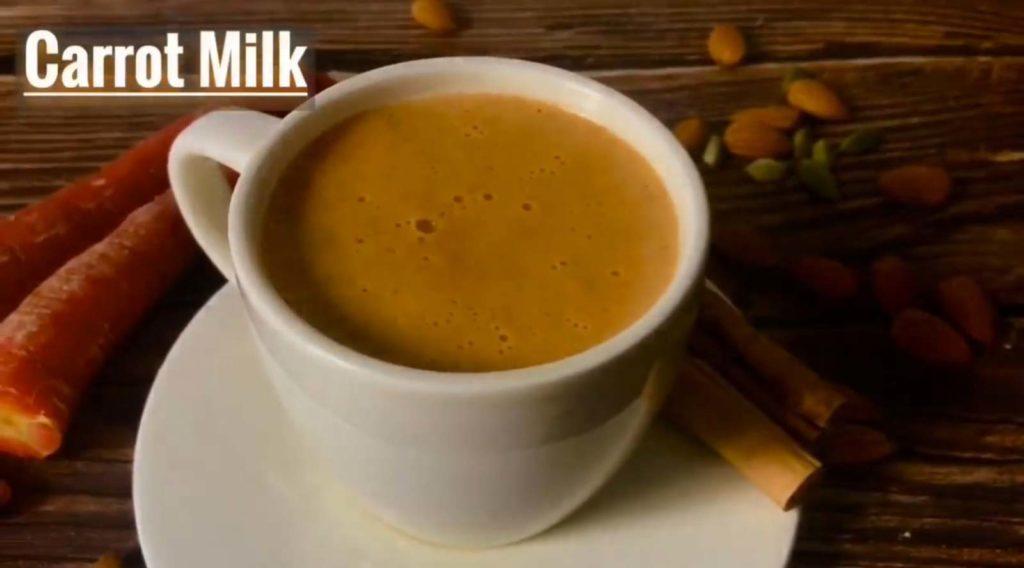 Carrot Milk