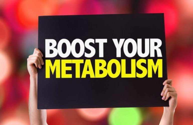 How to Boost Metabolism for a Healthy Body