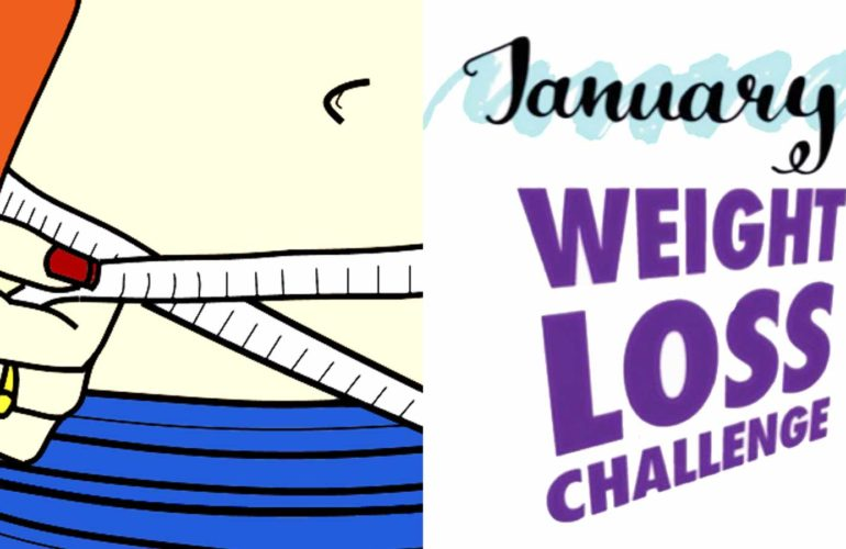January Weight Loss Challenge