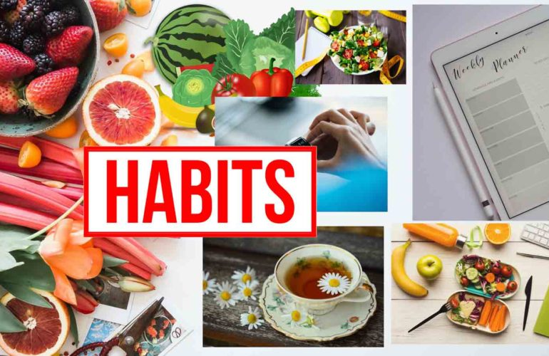 Simple Habits To Inculcate For Massive Weight Loss