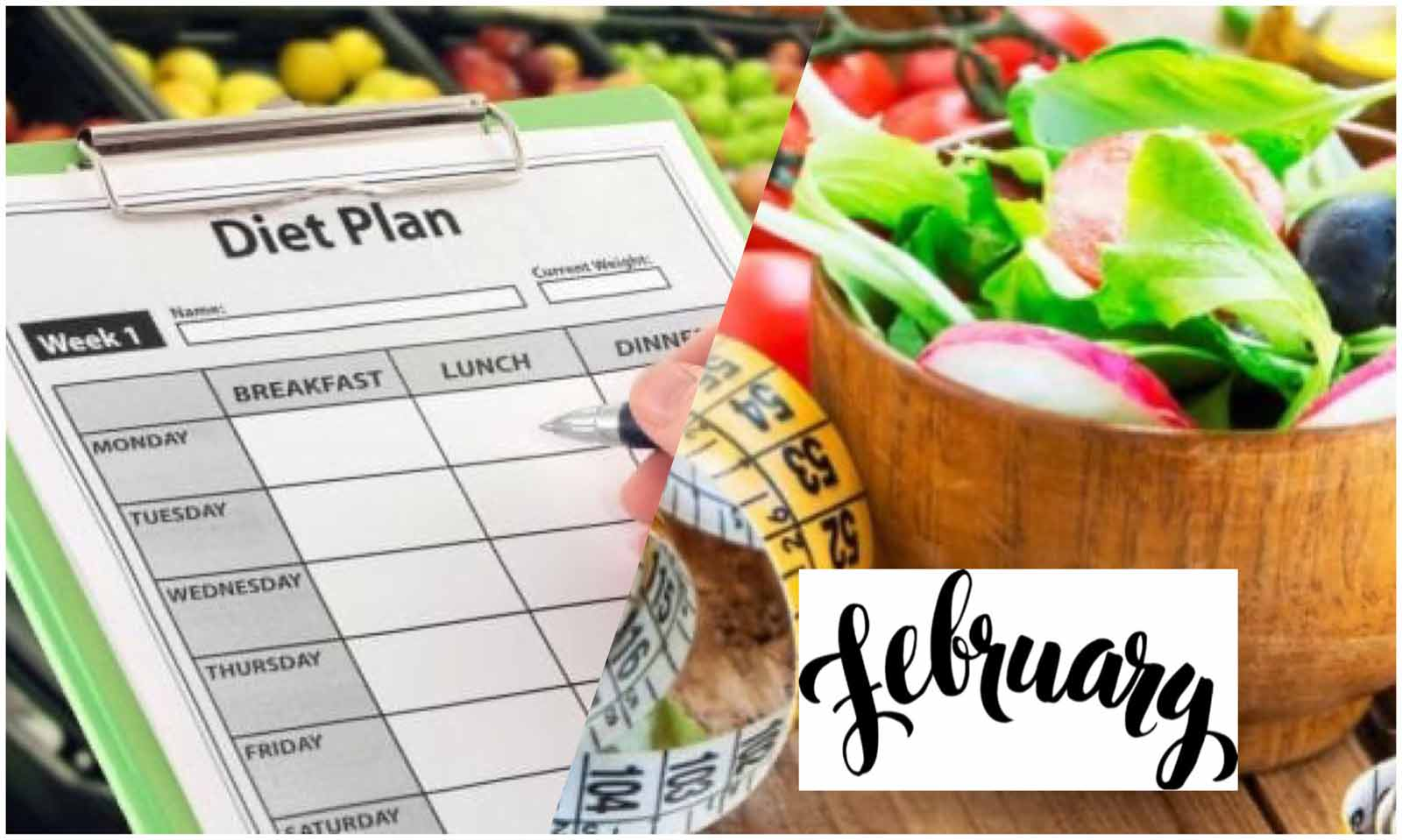 2 Weeks February, Indian Diet Plan for Weight Loss ( High ...