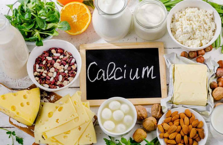 All About Calcium : How Much in a Day ?